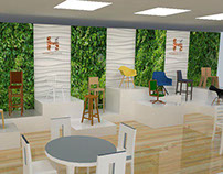 HorecaHouse - Skopje FurnitureFair2015 Branding