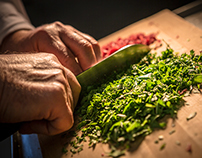 Gastronomia Viale Photoshooting