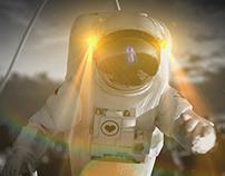 Vuzu Amp 'Astronaut Kiss' Promo
