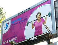 More Than A Gym Billboards | YMCA
