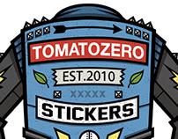 Rock Jacket Sticker Design