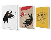 """Book Re-design """"The Sun Also Rises"""""""