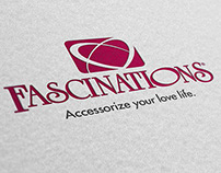 Fascinations Brand Identity