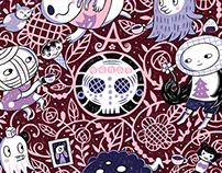 Amarillo Center of Art Solo Exhibition Poster