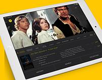 Flick Forward: Video Streaming Organizer App