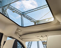 Overhead Systems - New Ford Transit/Tourneo Connect