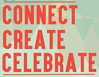 WTM Poster (create.connect .celebrate)