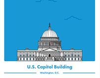 Various Building Illustrations