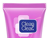 clean & clear fairness cleanser