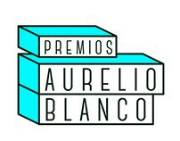 Gráfica para los premios Aurelio Blanco 2014