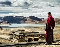 """100 days Tibet - the promise"""
