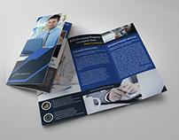 Company Brochure Tri-Fold Brochure Vol.18