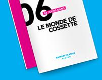 Internship Report - Cossette