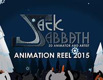 2015 Animation Reel