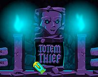Totem Thief - Concept Game