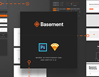 Basement Wireframe Kit