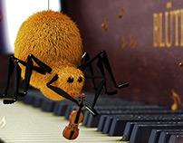 spider&piano