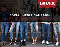Levi's Social Media Campaign
