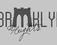 brooklyn heights vector art