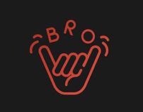 BRO Surf app