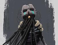 Character concepts - Robot dudes