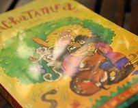 Panchatantra: Book Cover Design