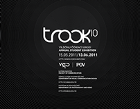 Track 10 Exhibition Identity and Posters
