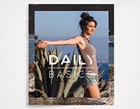 Catalogue Lookbook Summer 2014 / Daily Basics