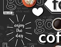 Lox Cafe İncek - Wall Design