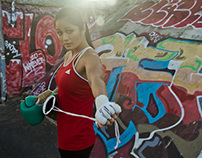 Casey Boxing Adidas Women