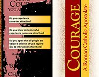 PRINT: Courage Brochure