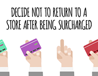 Screw you, surcharges!