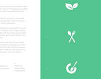 Brand Identity - Meals From Scratch