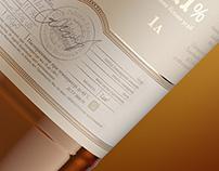 3D Beer Bottle - Advertising Imagery