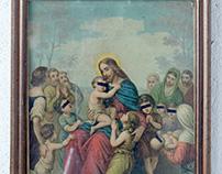 Jesus Segnet die Kinder 2015