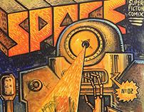 Super Fiction Comix No. 2 / 2014