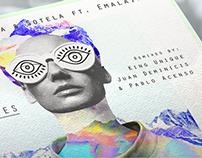 EP cover design