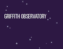 Griffith Observatory Pop-Up Promotion