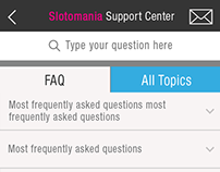 Slotomania Support Center
