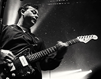The Manic Street Preachers @ the RoundHouse
