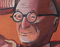 Wall of Wally Illustration
