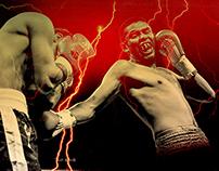 Mexico Guerreros vs Rusia Boxing Team