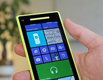 Remote control app for Netgem STB on WindowsPhone
