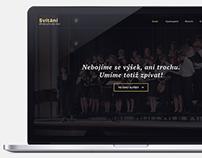 Svítání - czech choir website