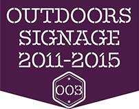 OutDoors Signage 003