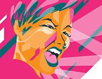 Portrait Illustration Portfolio