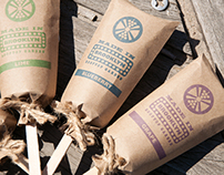 Made In Brooklyn Rooftop Garden Popsicles