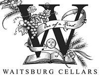 Waitsburg Cellars Label Illustration by Steven Noble