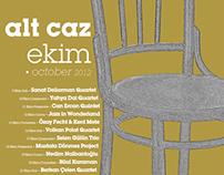 Alt Caz Bar Poster