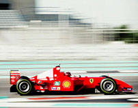 the Ferrari Challenge